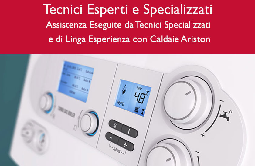 Assistenza caldaie Ariston Decima